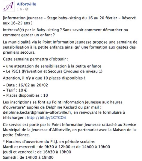 modèle annonce baby sitting word formation au baby sitting alfortville confluence