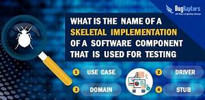 What Is The Name Of A Skeletal Implementation Of A