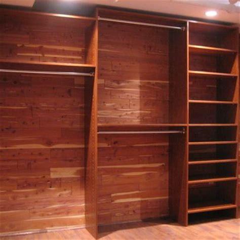 Building Cedar Closet  Woodworking Projects & Plans