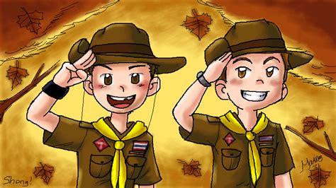 scouts wallpaper gallery