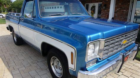 1976 Chevrolet C10 Pickup  G52  Kissimmee 2014