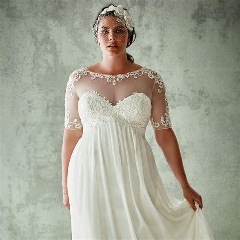 Davids Bridal Plus Size Wedding Dresses Popsugar Fashion