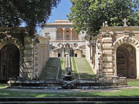 Palazzo Farnese Caprarola Giardini by Palazzo Farnese Caprarola Vt Guide Turistiche