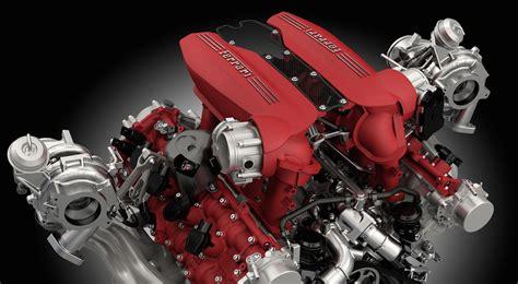 ferrari 488 engine ferrari 488 gtb mid engine turbo v8 supercar unveiled