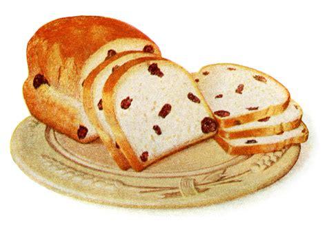 Bread Clip Loaf Of Raisin Bread Design Shop