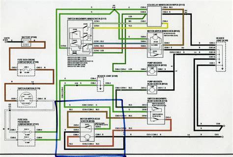 Rear Wiper Motor Wiring Defender Forum Lrx The