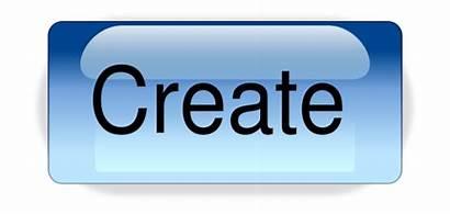 Button Create Clip Cliparts Clipart Clker