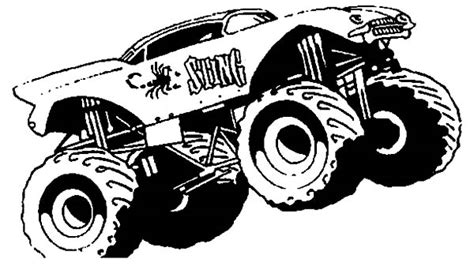 monster truck videos for kids online monster trucks coloring pages coloring pages ideas reviews