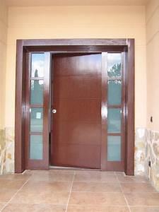 Puertas con decoraciones especiales: Vidrio