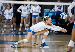 UCLA women's volleyball falls to Washington despite strong ...