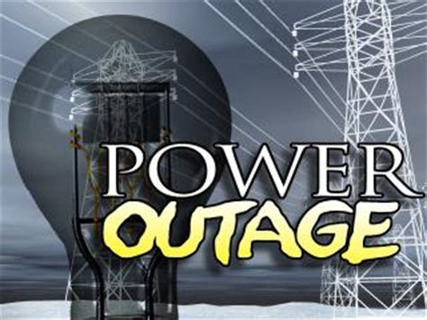 power outage east county magazine