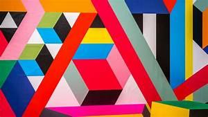 wallpaper 1920x1080 pattern geometric colorful