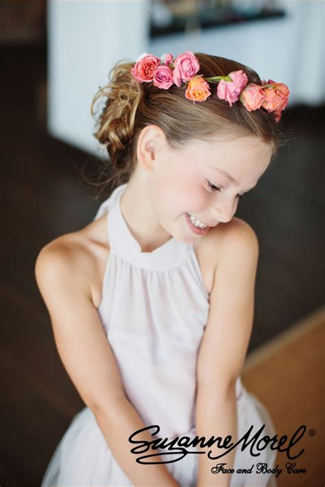 childrens wedding hairstyles the children s hair and makeup look in los cabos
