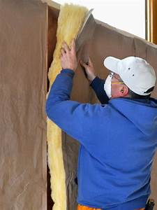 How To Insulate Walls