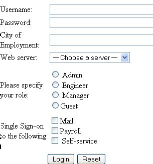 form fill policies netiq access manager 4 4