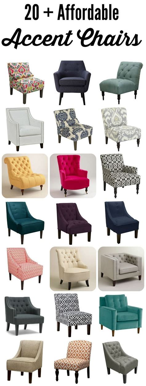 Accent Sitting Chairs by Best 25 Accent Chairs Ideas On Living Room