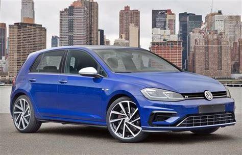 2019 Volkswagen Golf R by 2019 Volkswagen Golf R Specs Vw Suv Models