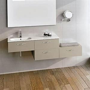 Meuble salle de bain 180 cm 4 tiroirs play for Meuble salle de bain 180 cm
