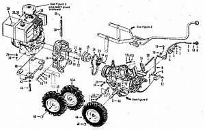 Troy Bilt Horse Parts Diagram