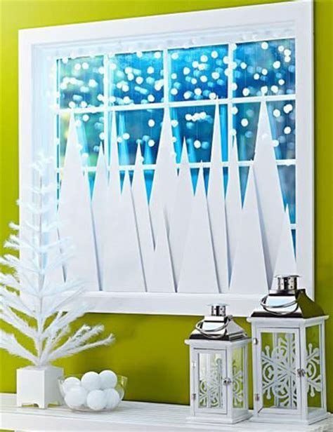 diy christmas window decorating ideas 50 traditional and modern window decorations