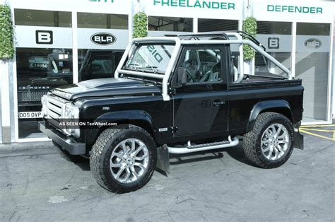 1985 Land Rover 90 Defender Custom Restoration Lhd N A S
