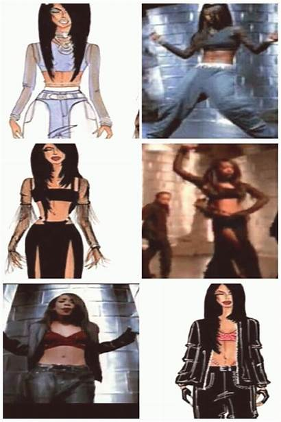 Aaliyah 4pint Somebody Tomboy 90s Outfit