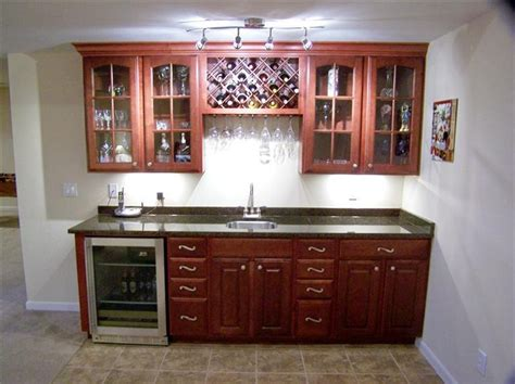 Inexpensive Basement Bar Ideas