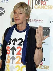 degeneres to play mother nature in comedy movie tv china With ellen wedding ring