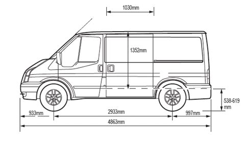 ford transit dimensions minibus dimensions seating layouts common uk specific vehicles