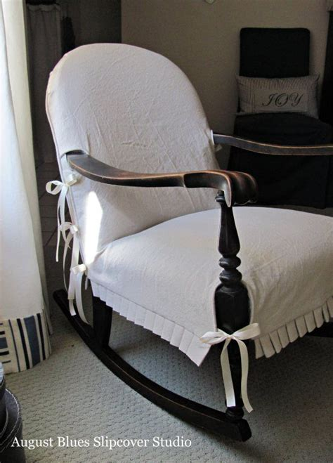 antique rocking chair slipcover must make