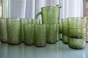 Anchor glassware hocking vintage