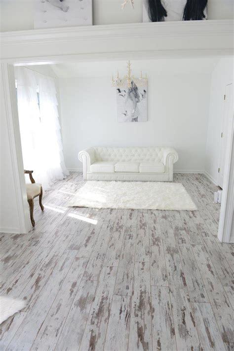 vinyl plank flooring white washed oak laminate flooring