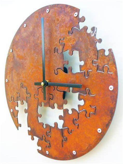pendule cuisine design la grande horloge murale en photos