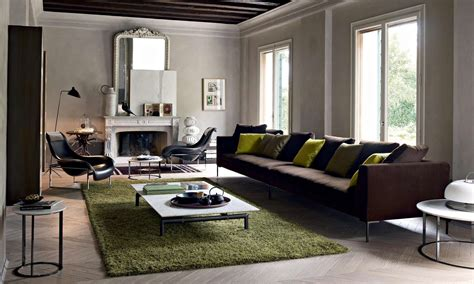 Contemporary Home Style By Bb Italia by Modern Living Room Furniture Design