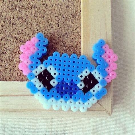 Stitch hama beads by bearbeads Perles hama Perle Idee