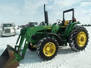 2002 John Deere 6403 Tractors - Utility  40-100hp