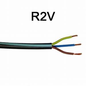 Section De Cable électrique : vente au m tre c ble lectrique u1000 r2v cuivre 1 5 ~ Dailycaller-alerts.com Idées de Décoration