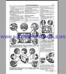Mercedes-benz Ml W164 Maintenance And Repair Manual 2005-2011