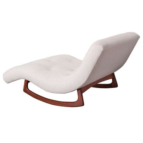 chaise rocking chair 62 best images about milo baughman favorites on