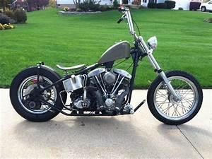 Bobber Harley Davidson : 1985 harley davidson shovelhead bobber gotta love the bobber pinterest bobbers harley ~ Medecine-chirurgie-esthetiques.com Avis de Voitures