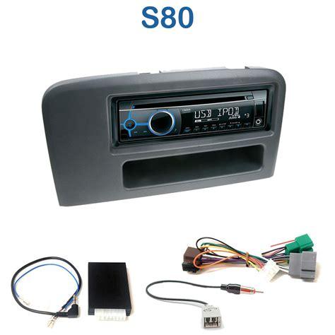 poste cd usb autoradio 1 din volvo s80 avec cd usb mp3 bluetooth volvo