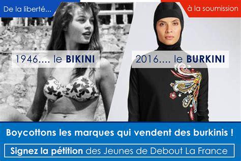 au burkini signez la petition de boycott des marques
