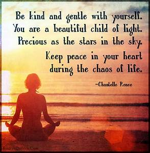Be kind and gen... Beautiful Child Quotes