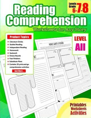 reading comprehension  grade reading comprehension