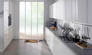 plan de travail cuisine rouge inspiration dco photo With charming couleur taupe clair peinture 4 quelle couleur pour les murs exterieurs