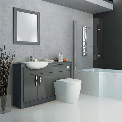 Bathroom Unit Design by Popular Bathroom Fitted Bathroom Furniture With Home