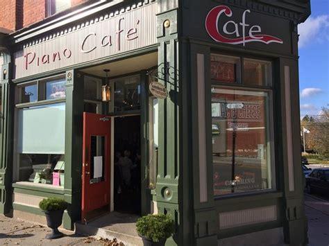 the piano cafe port perry menu prices restaurant reviews tripadvisor