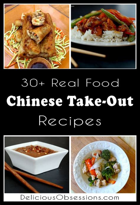 cooking out recipes 30 healthy chinese take out recipes
