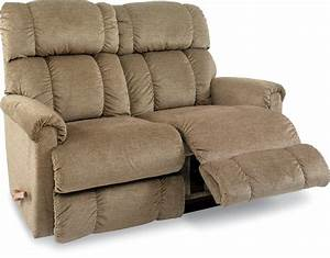 Reclina Way Reclining Loveseat By La Z Boy Wolf And