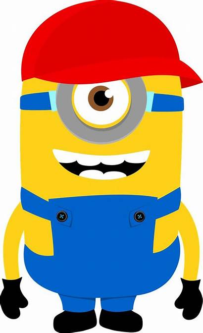Minion Minions Clipart Svg Clip Despicable Characters
